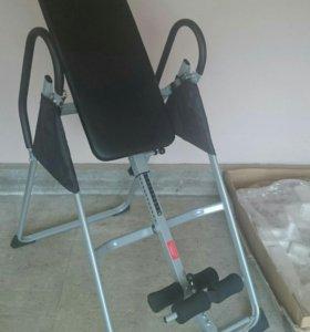 Инверсионный стол (убирает грыжи в позвоночнике)