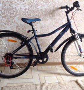Велосипед подростковый горный B'TWIN