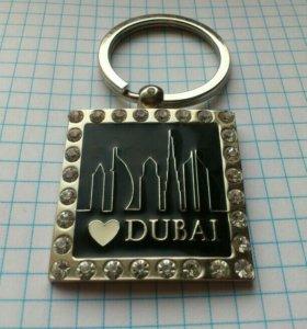 Брелок Дубаи новый