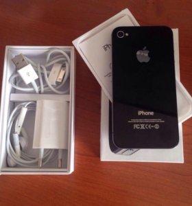 Продам новый айфон 4s-16 GB