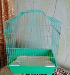 Клетка( для попугаев)
