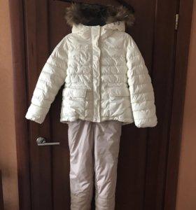 Костюм зимний для девочки