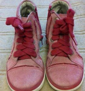 Ботинки демасизонные Totto