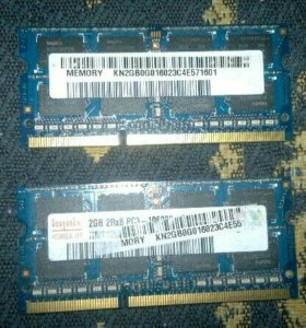 Память ноутбук So dimm 2 gb ddr3