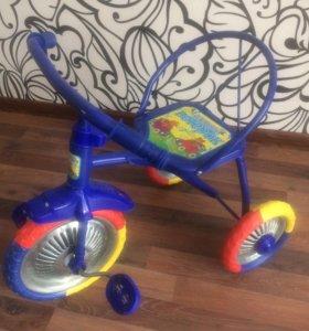 Велосипед детский Озорной Ветерок
