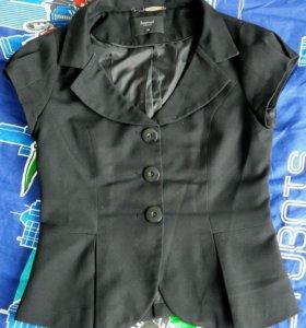 Жакет и пиджак без рукавов, цена за 2 шт