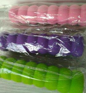 Новые мягкие насадки на дверные ручки, коляску