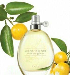 Avon Scent Essence Wild Bergamot
