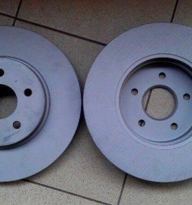 Мондео 3 диски тормозные передние