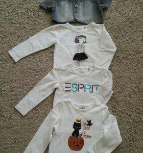 Одежда для девочки 92-98