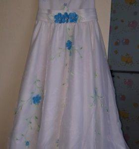 Платье для девочки нарядное Perlitta