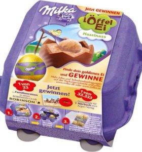 Шоколадная паста Milka