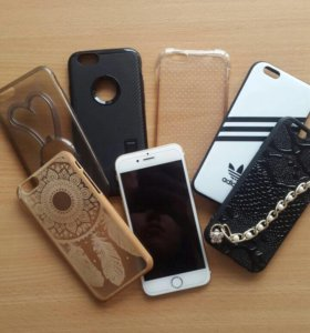 Продаю или обменяю iphone 6gold 16gb