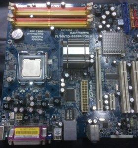 ASRock 4Core1600-glan (s775)
