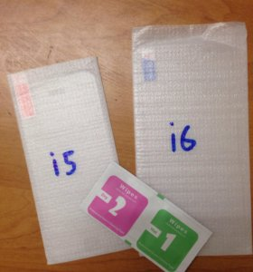 Защитные стекла iPhone 5,6,s,se