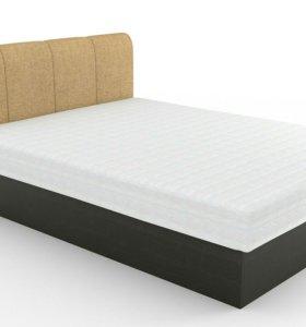 Кровать с ортопедичским матрасом