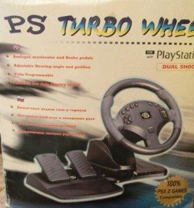 Руль для PlayStation 1-2