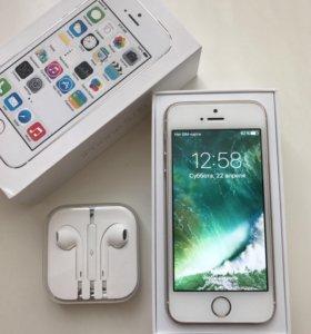 iPhone 5s 64 gb в хорошем состоянии