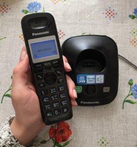 Стационарный домашний телефон
