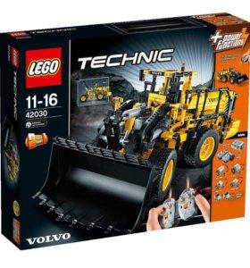 Конструктор Lego 42030 Technic - Volvo L350F Wheel