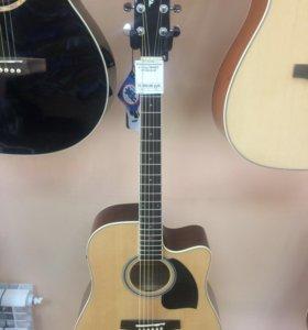 Акустическая гитара ibanez PF15ECE