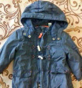 Куртка весенняя 74 размер
