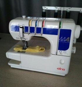 Распошивальная машинка Elna444