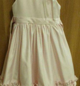 Платье праздничное р 110-122