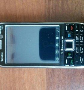Nokia E 71 +TV