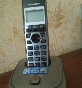 Цифровой беспроводной телефон в отличном состоянии