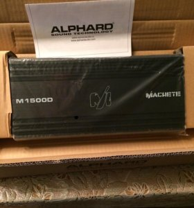 Новый!!!!Machete M1500!!!