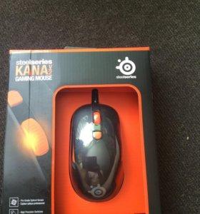 SteelSeries KANA V2 Gaming mouse