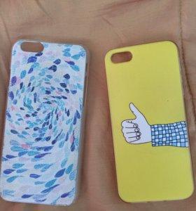 Чехлы для iPhone 6 и 5s