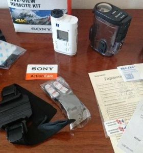 Экшн камера Sony FDRx1000v