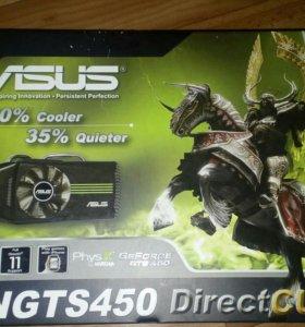 Видеокарта Asus ENGTS450 1GB GDDR5