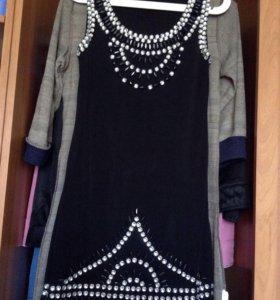 Платье(до колена)