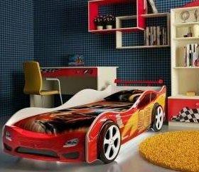Кроватки машинки