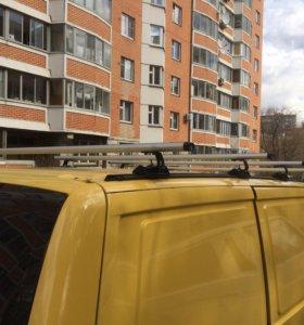 Багажник на крышу мерседес вито 638