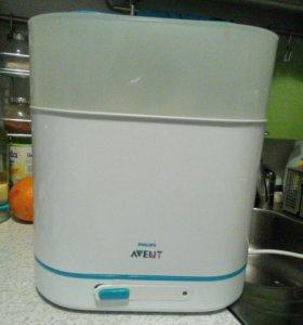 Стерилизатор для детской посуды Avent