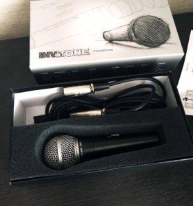 НОВЫЙ микрофон вокальный