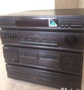 Sony R2400 Японский Монстр музыкальный центр