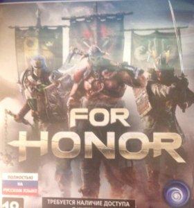 Мафия 3 и For Honor на PS4