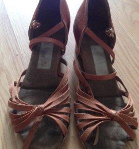 Туфли для танцев DanceLife