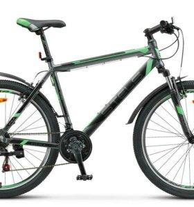 Велосипед горный Stels Navigator 600v26(2017)