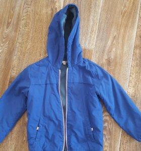 Курточка для мальчика р .122