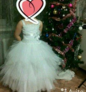 Платье на выпускной 122-128р