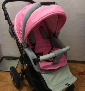 Детская коляска Lara adamex 0+