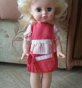 Кукла из Белоруссии новая