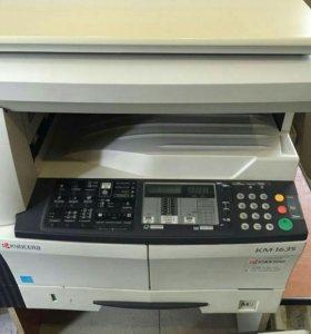 Компактный цифровой копир А3 (Kyocera KM-1635)