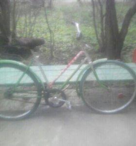 Советцкий велосепед